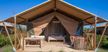 Glamping4all / Camping Capalbio