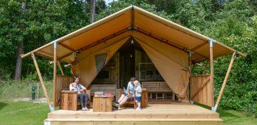 Charme Camping Texel 't Woutershok