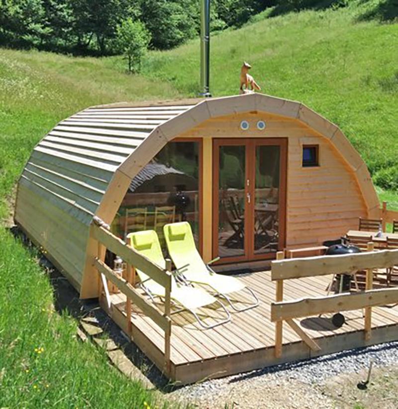 , Safritop / Campingplatz Wilsumerberge Ost
