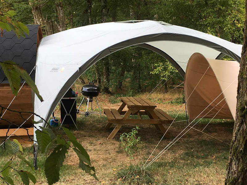 , Camping Nature Parc l'Ardéchois *****