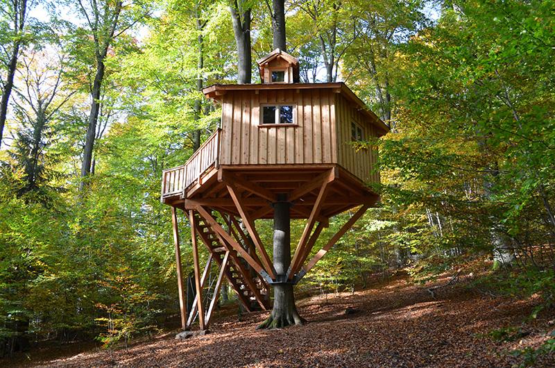, Südsee-Camp