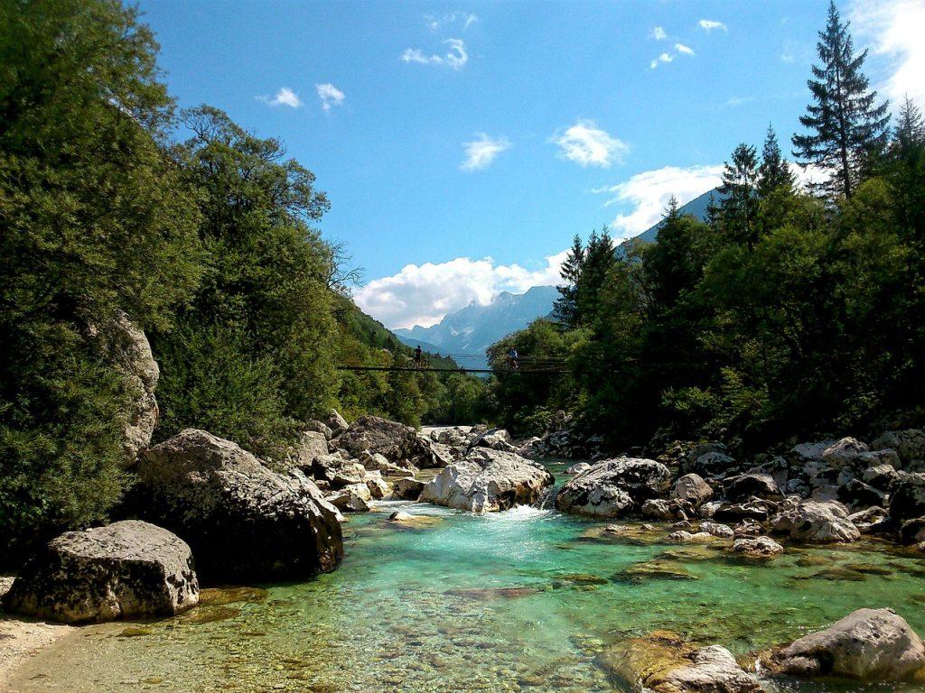 Glamping Slowenien, Glamping Slowenien