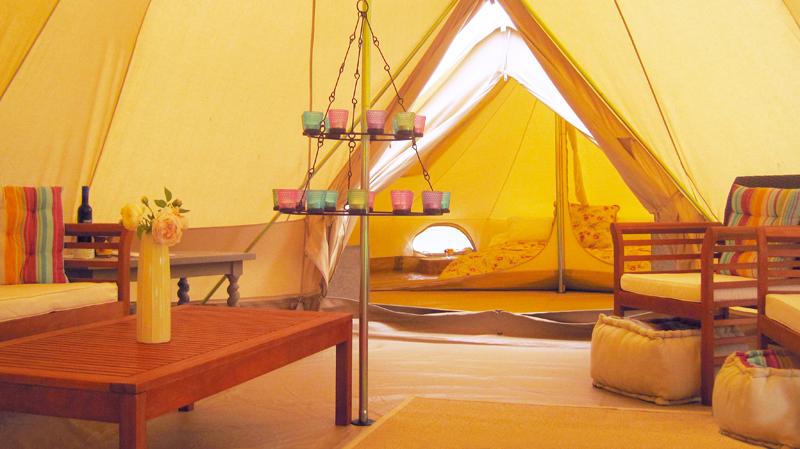 Campingplätze Südfrankreichs, Die 20 besten Campingplätze Südfrankreichs mit Glamping-Möglichkeiten