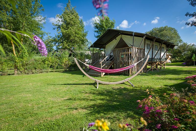 , Camping Huttopia Saumur