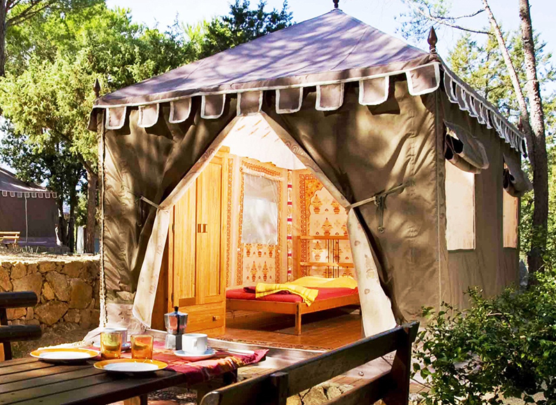 , Camping Olympia