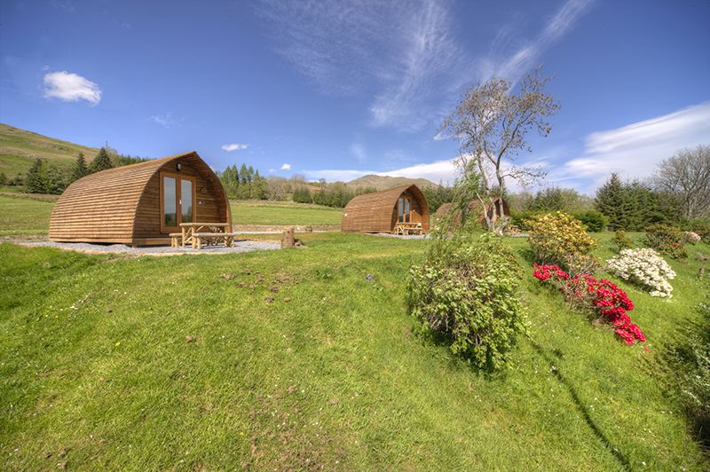 , Loch Tay Highland Lodges